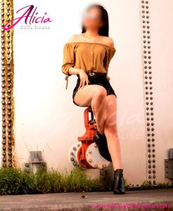 Marcela: Joven Escort Petite en Saltillo.