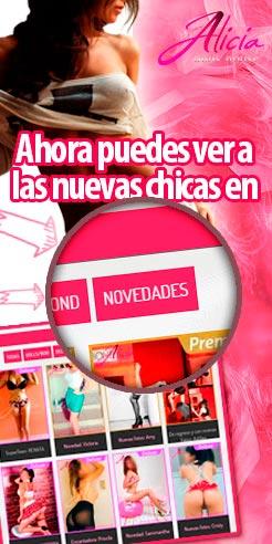 Nuevas Escorts en Monterrey de Alicia Dolls